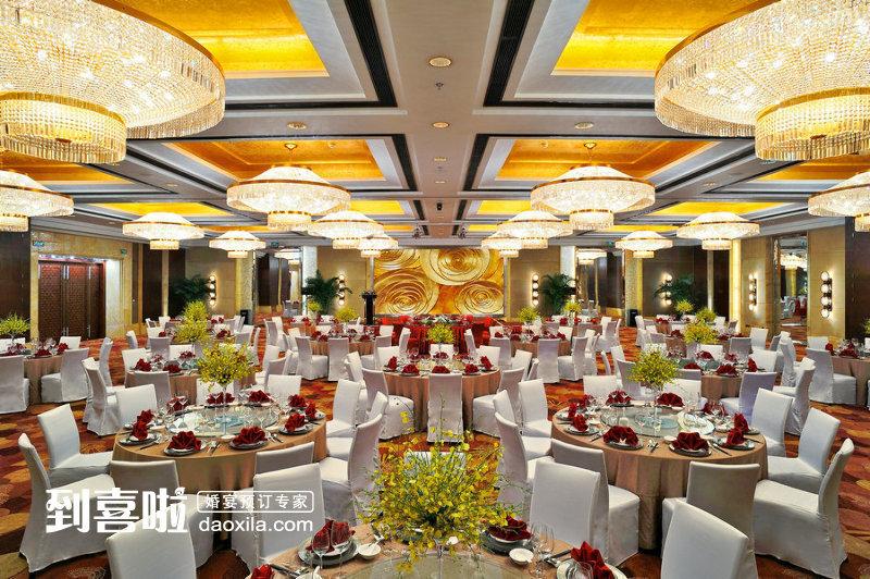 广州上海正地豪生大酒店婚宴预订_菜单_价格_图片
