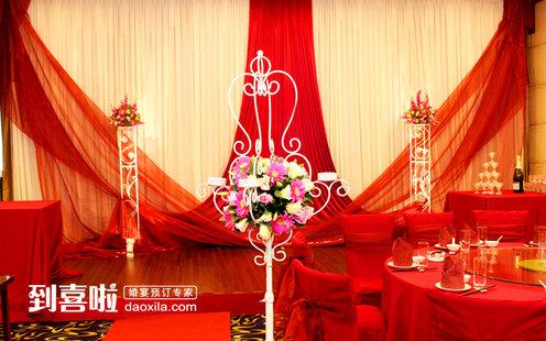 以欧式高贵风格为设计元素,让你的婚礼典雅浪漫!