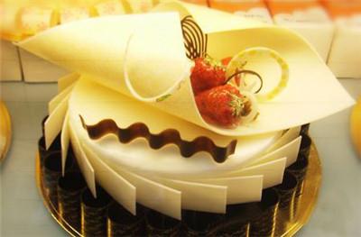 打造水果主题婚礼之美味精致水果蛋糕