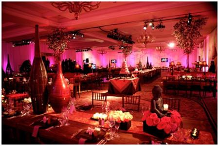 中国元素的西式婚礼打破婚礼的传统