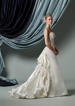 打造夏日婚礼性感造型 名人婚礼那些事儿 各路大牌婚纱设计合集 奢华